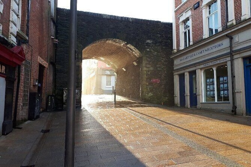 Show item 3 of 7. Derry Walls Private Walking Tour