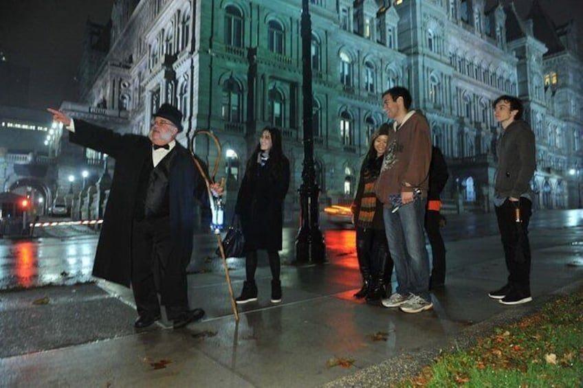 Show item 4 of 4. New Haven's Ghost Walk