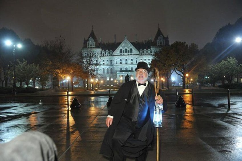 Show item 2 of 4. New Haven's Ghost Walk