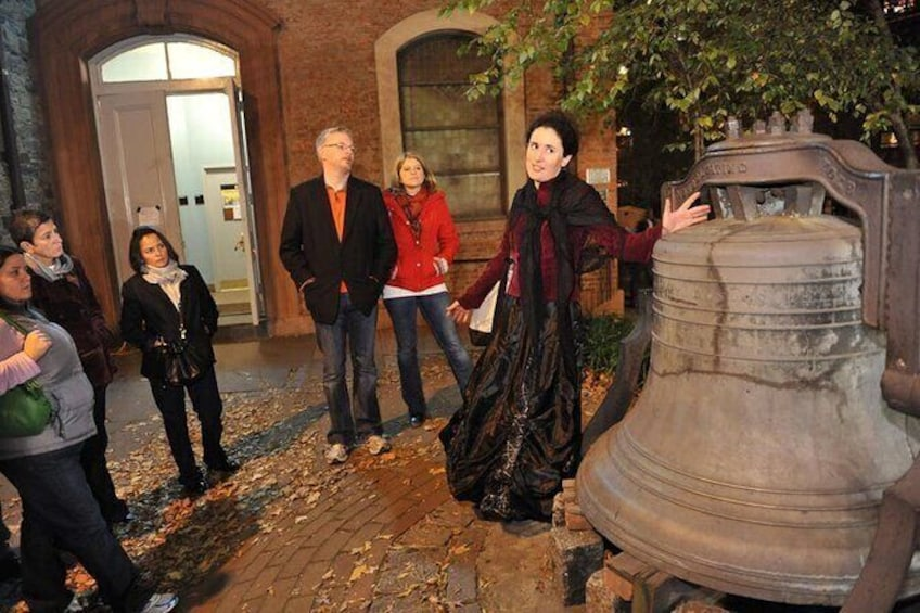 Show item 3 of 8. New Haven's Ghost Walk