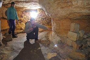 Wild Odesa Catacombs