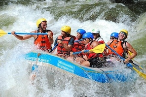 River Rafting Tour From Antalya -Side -Alanya