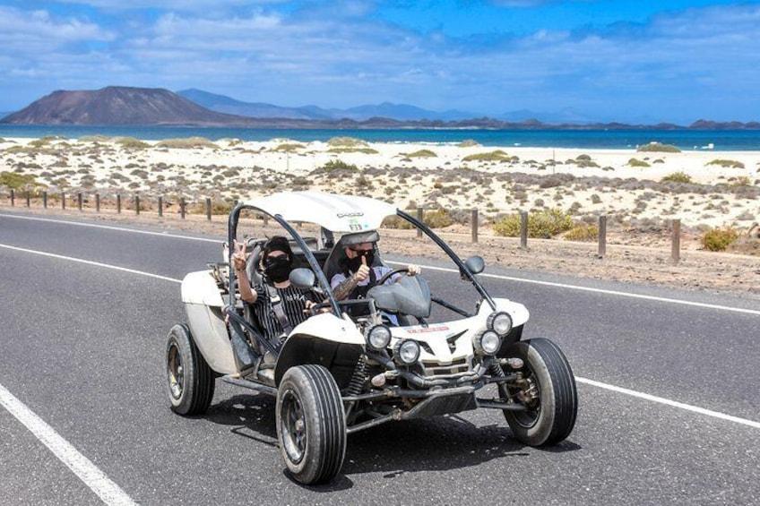 Show item 3 of 21. Dune Buggy Fuerteventura Off-Road Excursions