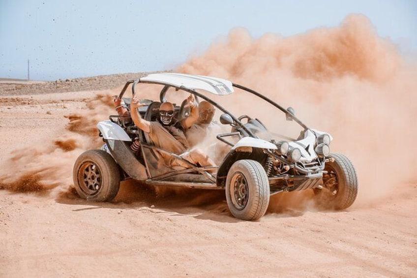 Show item 1 of 21. Dune Buggy Fuerteventura Off-Road Excursions