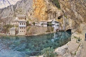 Discover Herzegovina in a Day Tour from Mostar ( Small Groups)