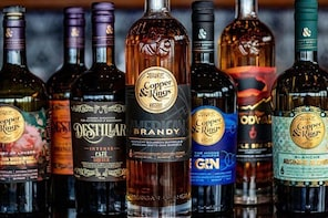 The Copper & Kings Distillery Tour and Tasting