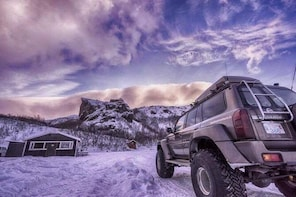 Thorsmork and Eyjafjallajökull by Super Jeep