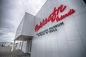 Icelandic Museum of Rock 'n' Roll Admission Ticket
