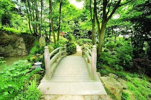 Skip the Line: Lafcadio Hearn Japanese Gardens Admission Ticket and Tour