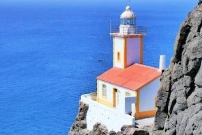 Hiking Lighthouse D. Amelia