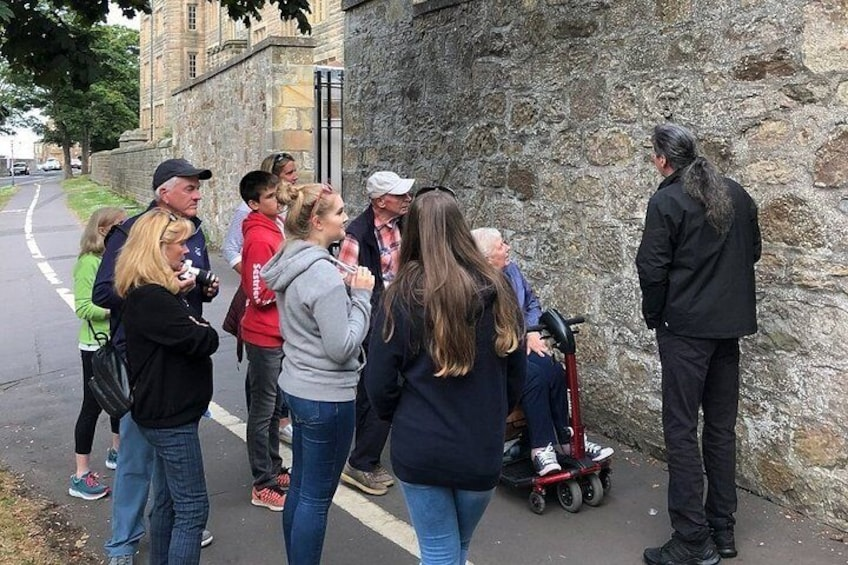 St Andrews Ghost Tours - Private Tours Only