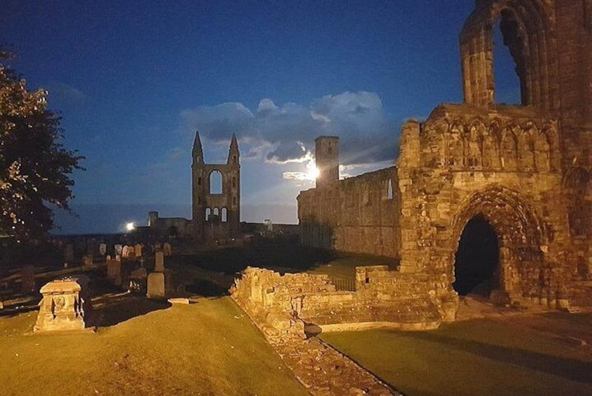 St Andrews Cathedral grounds