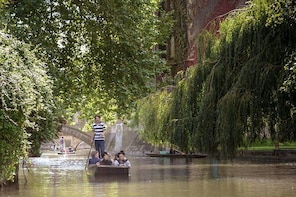 Guided Punting Tour Cambridge