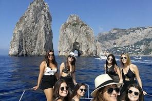 1 Private Capri Boat Tour