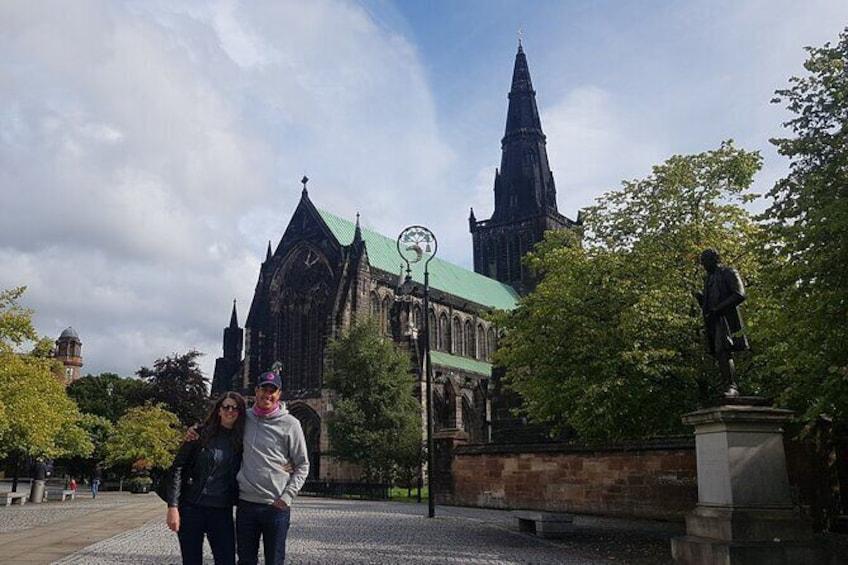 Show item 5 of 13. Glasgow City Centre Walking Tour