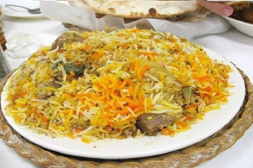 Curated Dining at Sheesh Mahal - Lucknow