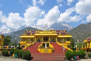 Day Tour of Dharamshala, home to the Dalai Lama
