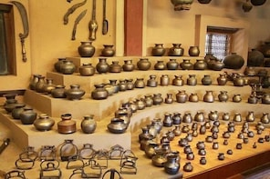 Sarkhej Mosque and Utensils Museum with Dinner - Ahmedabad