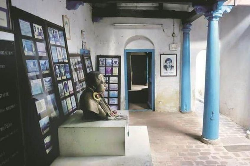 Show item 1 of 2. Explore Srinivasa Ramanujan House And Kumbakonam Temples