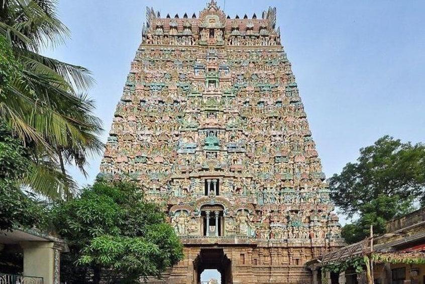 Show item 2 of 2. Kumbakonam Temple