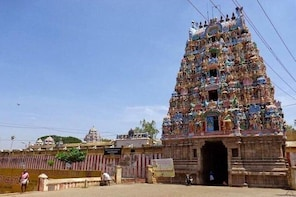 Temple Of Jupiter In Alangudi From Trichy With Lunch
