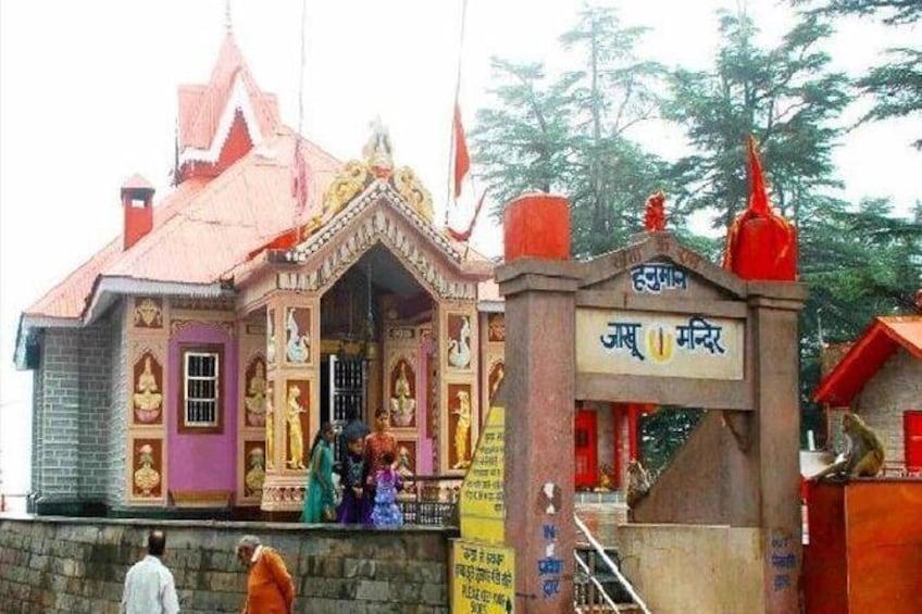 Explore Temples In Shimla