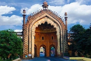 Heritage Walk In Lucknow