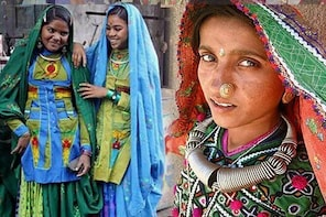 Walk In The Tribal Village Of Poshina From Ahmedabad