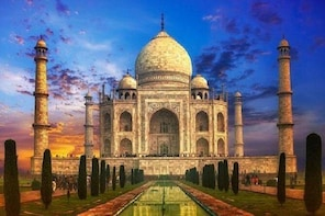 Day Trip To Agra From Hyderabad With Air Tickets