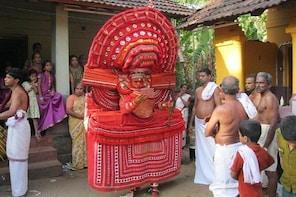 Kerala Theyyam Ritual Dance From Kannur