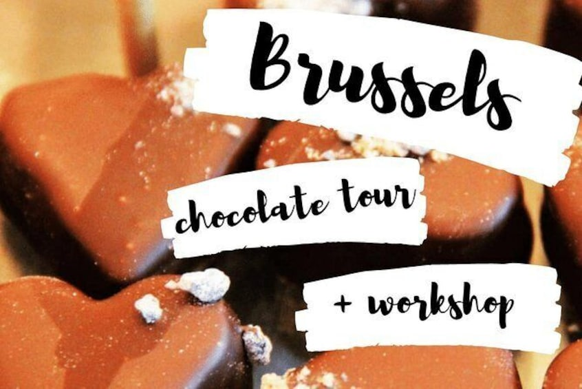 Show item 1 of 20. Brussels Chocolate Walking Tour and Workshop