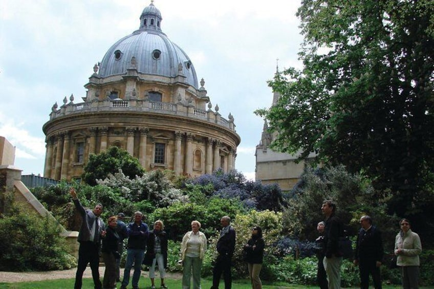 Show item 1 of 11. 1.5-hour Oxford University and Colleges Walking Tour