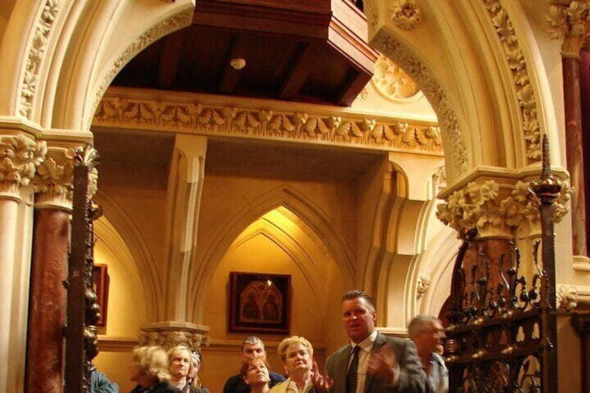 Show item 5 of 11. Exeter College Chapel