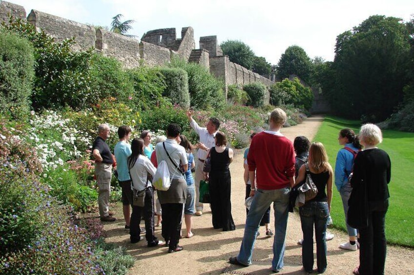 Show item 2 of 11. New College Garden and Old City Wall
