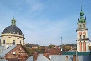 Lviv walking city tour