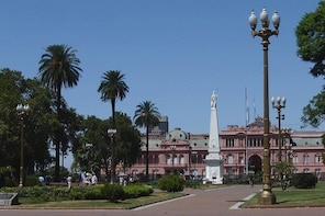 Buenos Aires Sightseeing City Tour