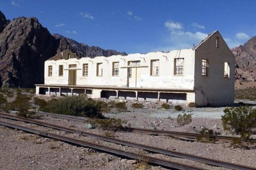 Show item 4 of 6. Andes Day Trip from Mendoza Including Aconcagua, Uspallata and Puente del Inca