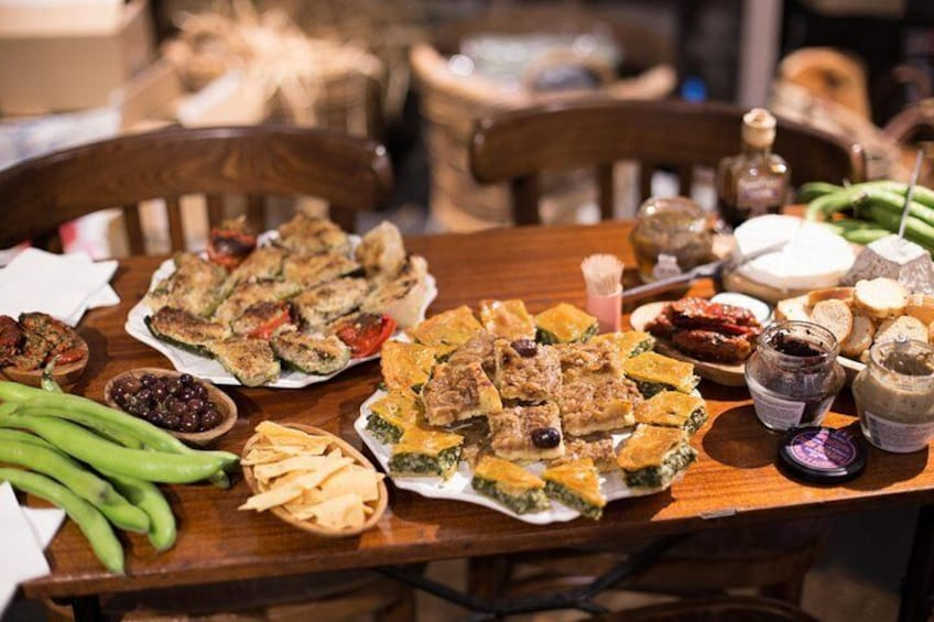 Nice Small-Group Walking Food Tour with Local Specialties & Wine Tasting