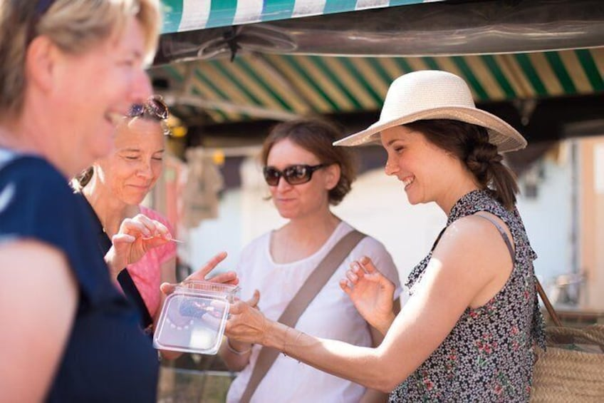 Small-Group Nice Food Tour: 20 local Specialties