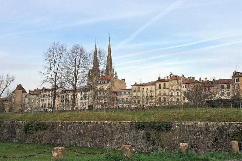 Private walking tour of Bayonne