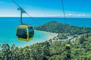 Park Unipraias Camboriu Admission Ticket with Round-Trip Cable Car Access