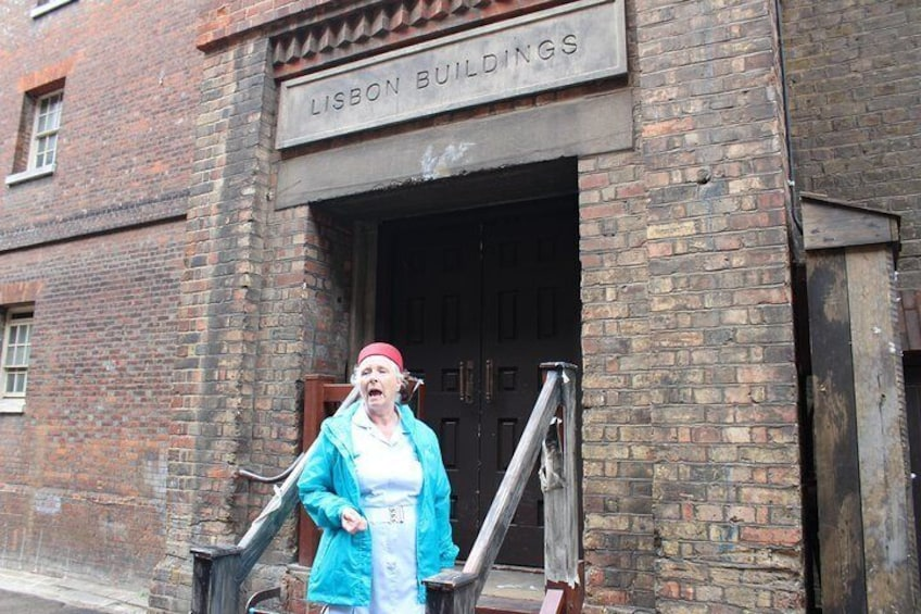 Call the Midwife Location Tour in Chatham