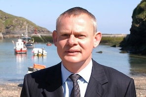 Doc Martin Tour in Port Isaac, Cornwall