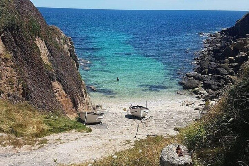 Private Full-Day Tour of Poldark Filming Locations from Cornwall