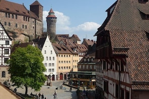 Nuremberg Old Town and Nazi Party Rally Grounds Walking Tour