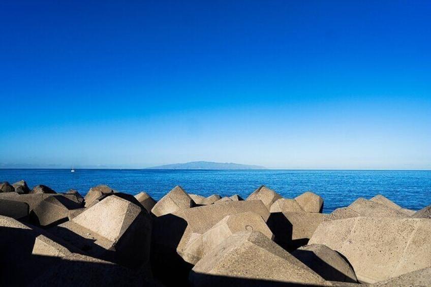 Views of La Gomera Island