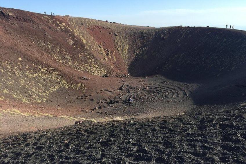 Etna at 1900 mt