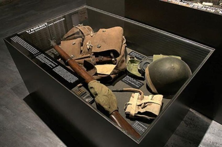 D-Day equipment