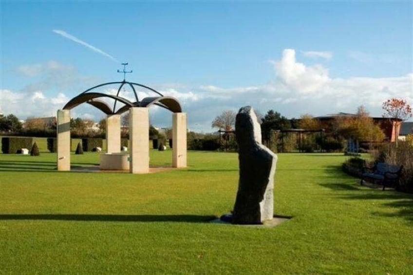 Memorial de Caen's British Garden