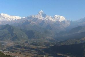 Sarangkot Sunrise Tour from Pokhara Hotel by Private Vehicle